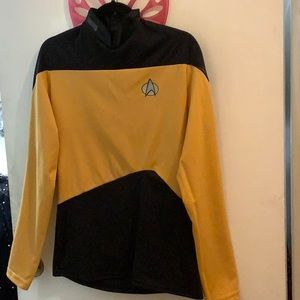 Star Trek Next Generation Top with Emblem